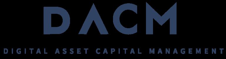 Digital Asset Capital Management (DACM)